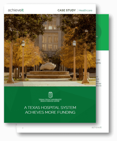 achieveit-case-study-texas-hospital-achieves-more-funding-thumbnail
